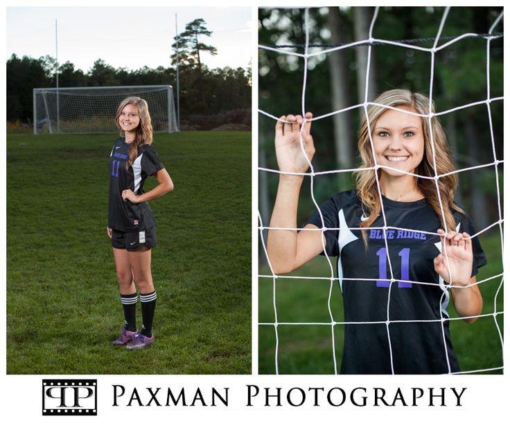 Girls Senior Soccer Portrait