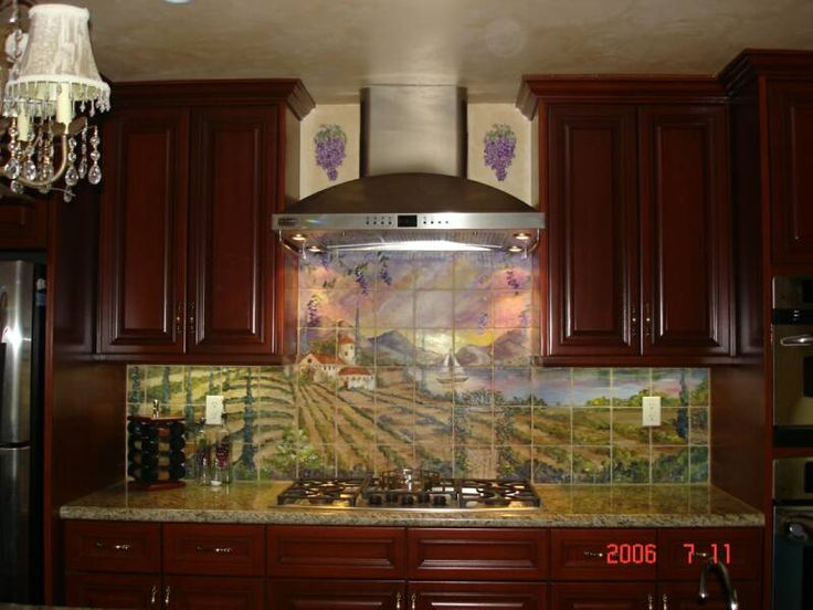 Tile Backsplash Photos Painting Mesmerizing Design Review