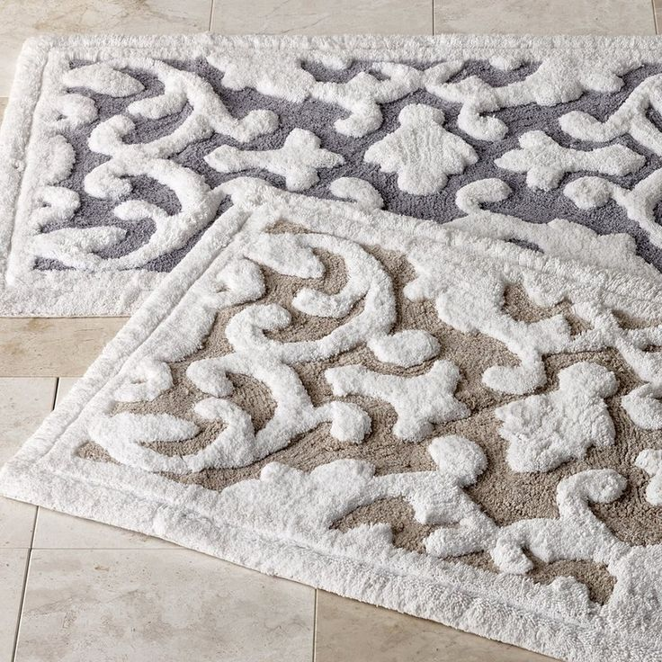 116 best bathroom refresh images on pinterest shower for Master bathroom rugs