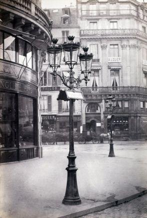 Vecchie fotografie - Parigi
