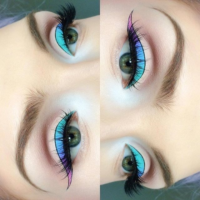 Pastel wings feat. 'Teacup' and 'Cupid' Velvetines by @beautsoup #limecrime #velvetines