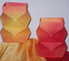 Lantern tutorial: I've made theses before but here the instructions are simplified and have a finished top
