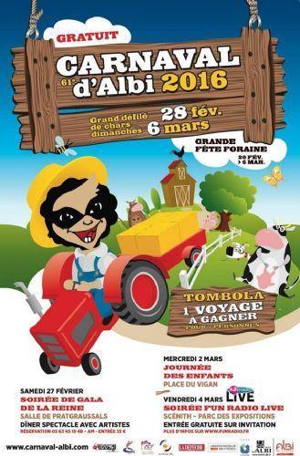CARNAVAL D'ALBI - Office de Tourisme d'Albi