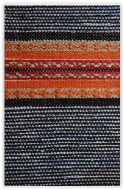 Tyrskyluoto, TaitoSatakunta / Traditional Finnish Rag Rug