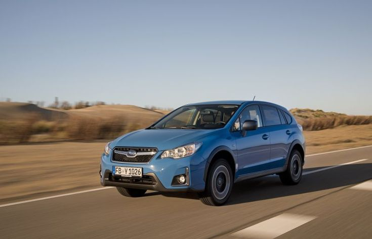 Subaru XV I (facelift 2016) 1.6i (114 Hp) #cars #car #subaru #xv #fuelconsumption