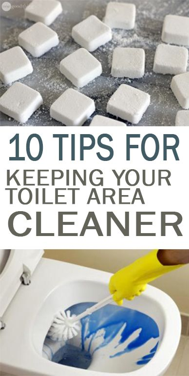 tips for keeping your toliet cleaner #bathroom #home