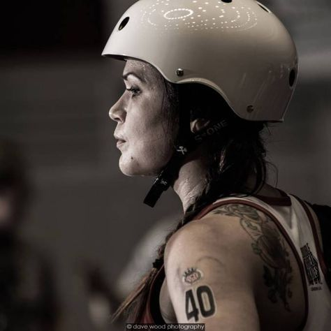 how to become competitive in roller derby