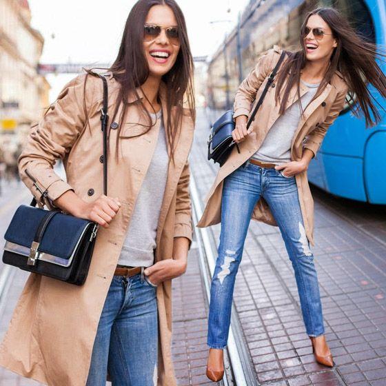 Quando a felicidade veste o look, muito além de linda você fica irradiante!