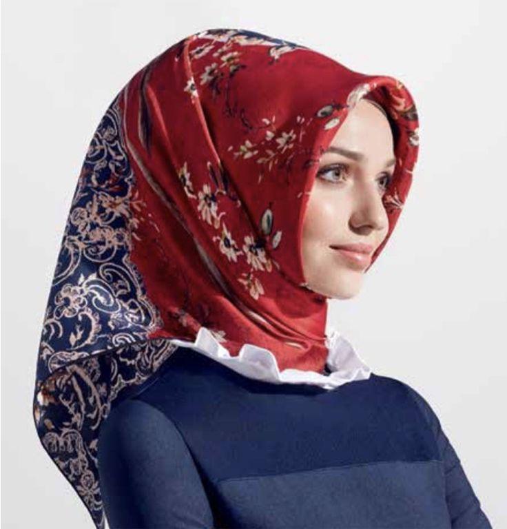 Armine Silk Hijab Spring 2017 #7679