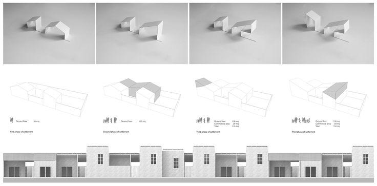 OPERASTUDIO - Competition - Casa patio pavillion - #Luanda - Concept design