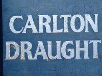 Carlton Draught, Maldon VIC Jan2013(estimated)