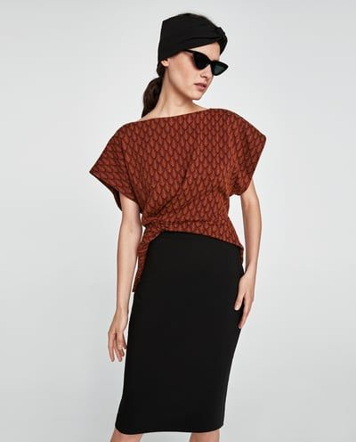 PENCIL SKIRT-NEW IN-WOMAN | ZARA United States
