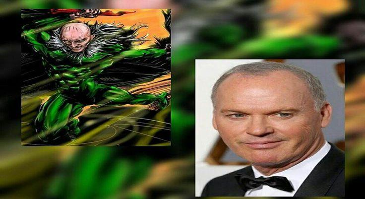 Michael Keaton esta en pláticas con Marvel para ser el villano de SpiderMan Homecoming « El Americano