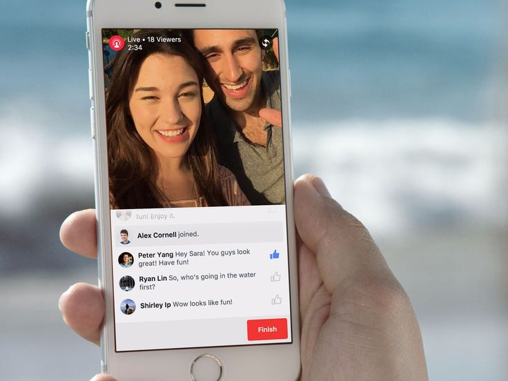 Facebook live recently launched - here's some tips on how to use it.