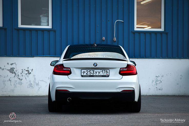 Диски WORK Emotion CR Kiwami BMW 2