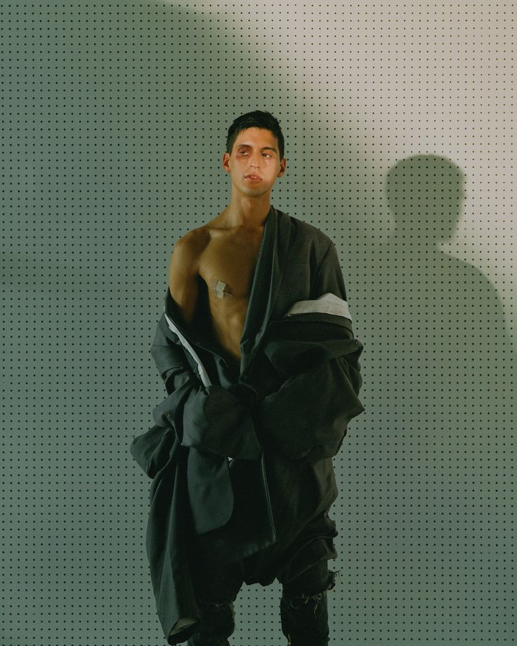 Alejandro Ghersi – AKA Arca – gained fame as a child star in his native Venezuela, and later as a collaborator with Kanye West, Björk and FKA twigs. Now the ambitious producer says he's ready to get personal