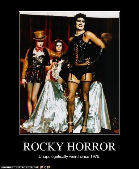 Rocky Horror Memes | Dr. Frank N Furter