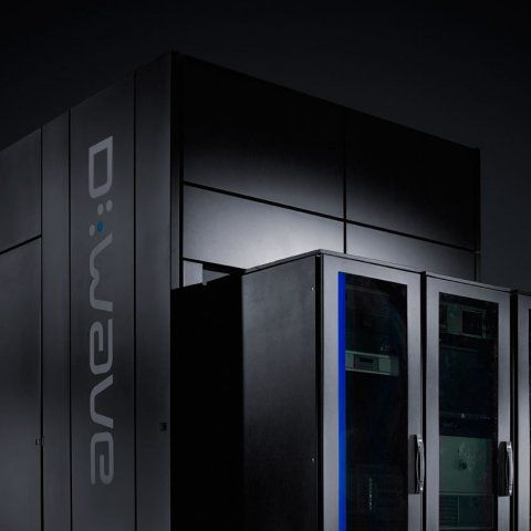 D-Wave Systems, makers of the world's first quantum computer.