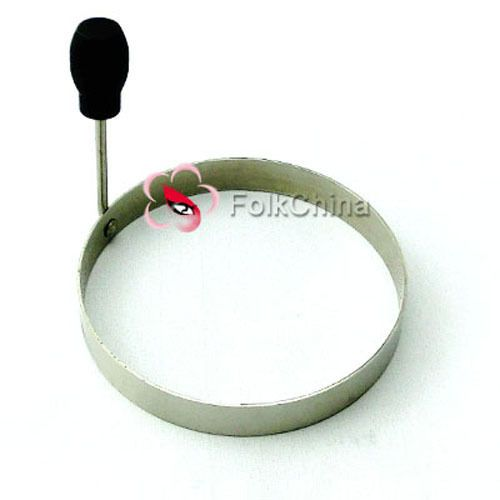 Stainless Steel Round Egg Frying Cooking Rings Perfect For Egg Fried Eggs Fl-02