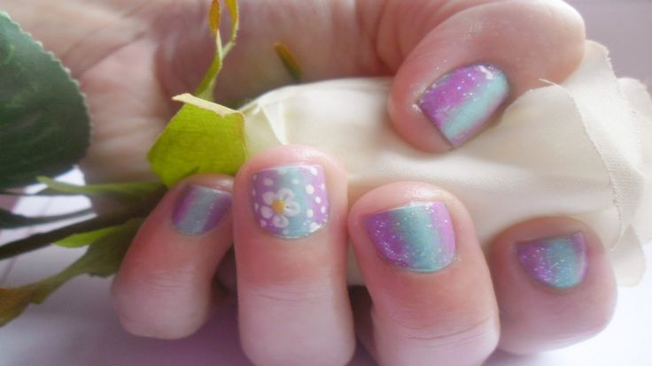 Easter Manicure #2 ▎Nail Art Tutorial