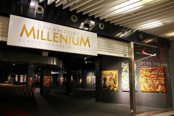 Wystawa malarstwa Eugeniusza Gerlacha - MUZYCZNE INSPIRACJE - Millenium Hall Rzeszów
