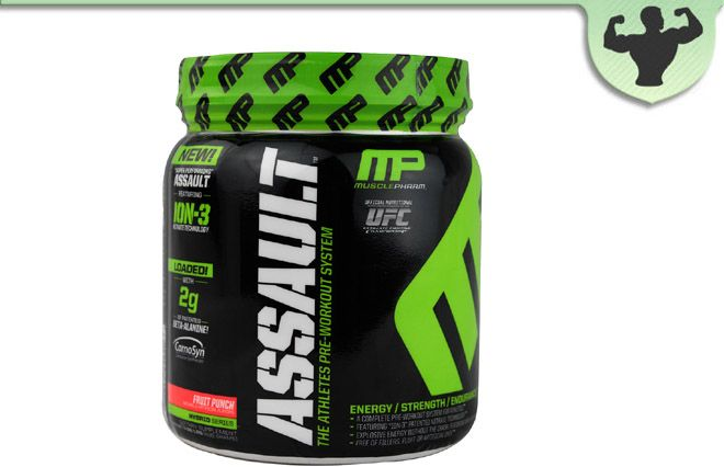 MusclePharm Assault can give you another chance to build stronger muscles by gaining maximum energy and endurance power to stay active and fresh naturally.