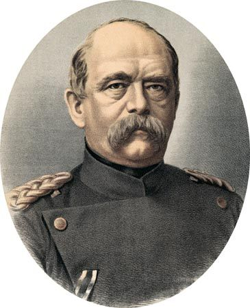 Otto von Bismarck - Otto von Bismarck of Prussia extended the vote to all adult men. Bismarck fought wars in the 1860s and 1870s that led to German unity in 1871.