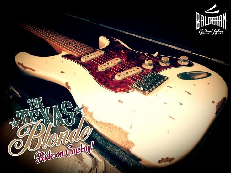 MXKT Custom Guitars: Baldman Guitar Relics