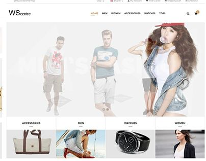 Tips for Crafting Homepage of an Ecommerce Site  | Whatever an online shopper sees in the first few seconds on the homepage of the ecommerce portal decides the fate of the business. The homepage serves as the entry point of a site, which enthuses and inspires the customer to proceed with surfing on the other product pages of the site.