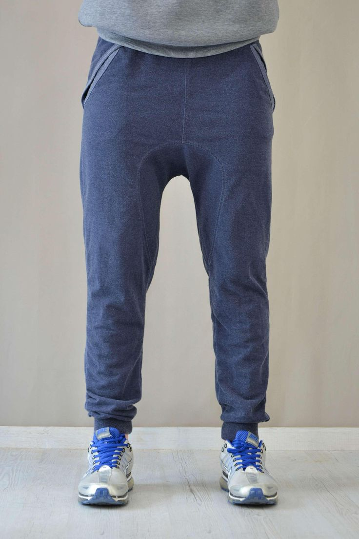 Ανδρικό παντελόνι φόρμας  FORM-1032-bl  Φόρμες Αθλητικές > Sport