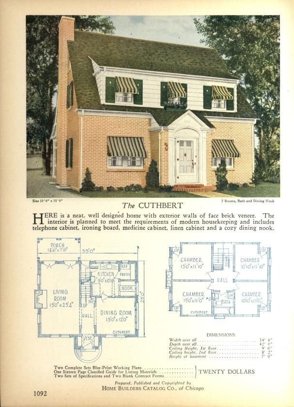 201 best Sears Catalogue Homes and Floorplans images on Pinterest