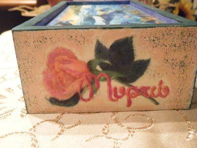 Marilena's Handmade Creations: Συρταριέρες και συρταράκια !!!