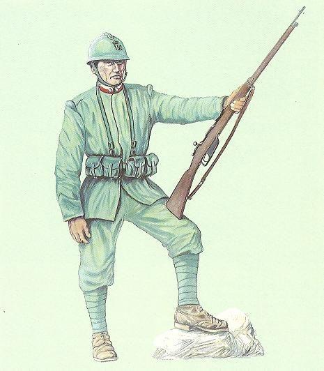 Regio Esercito - Fante del 152° Reggimento Fanteria ,1915-18