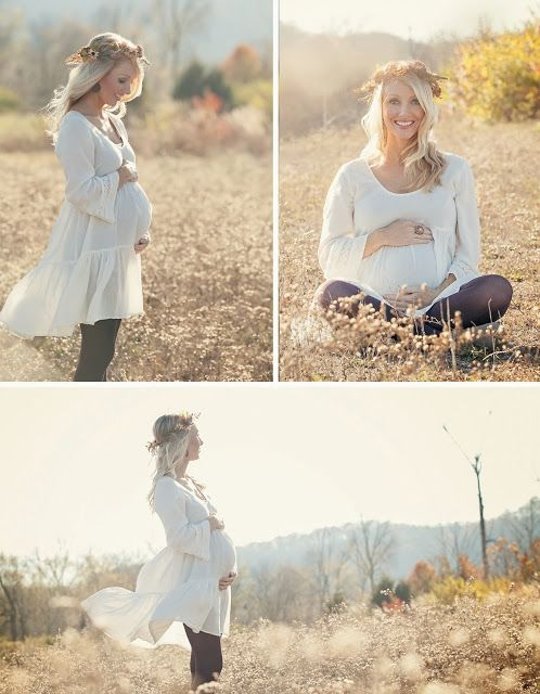Boho Maternity Session