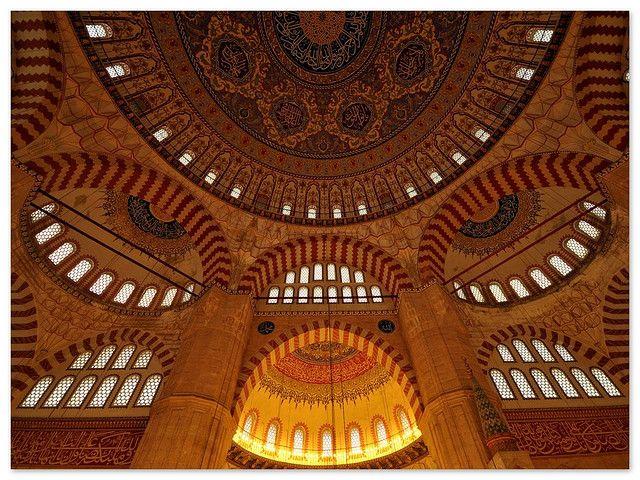 Selimiye Mosque - Selimiye Camii - Edirne | Flickr - Photo Sharing!: