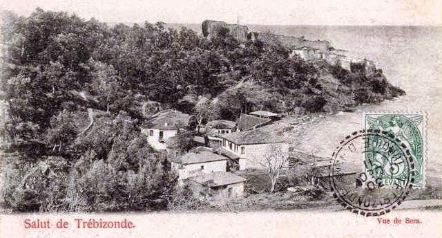 e-Pontos.gr: Σπάνιο οπτικό υλικό από την Τραπεζούντα στα 1919
