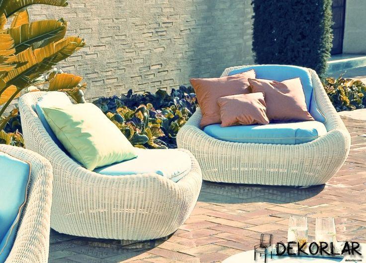 Bahçeniz İçin En Uygun Mobilyalar | Dekorlar.com