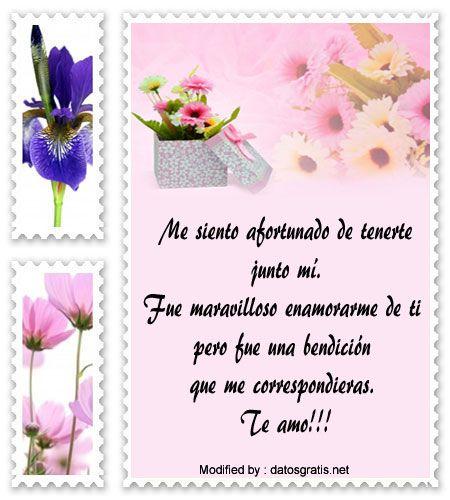 palabras originales de amor para mi pareja,textos bonitos de amor para whatsapp:  http://www.datosgratis.net/los-mejores-mensajes-para-una-mujer-especial/