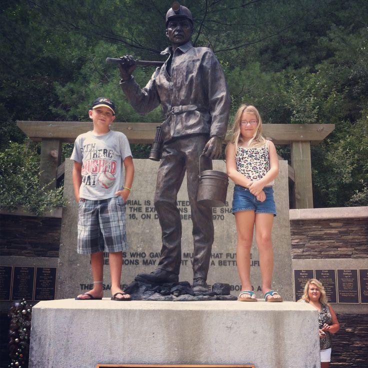 Coal miners memorial. Hazard,KY