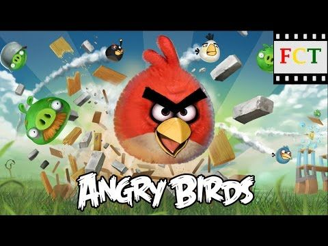 Angry Birds 2016 - All funny Moments [HD]