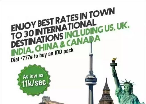 Glo IDD Packs Offers Cheap Call Rate To International Destinations   International Direct Dial -IDD- which was recently launched by Glo offers cheap and affordable call rates to some selected countries.  According to Glo they stated;  The new IDD Packs regarded because the nice deal in the country enable Globacom subscribers to make calls from Nigeria to 30 primary international destinations for as low as N6.60 per minute. With the new tariff structure we've got empowered our subscribers to…