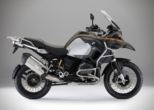 2014 BMW R1200GS Adventure Motorcycle 1