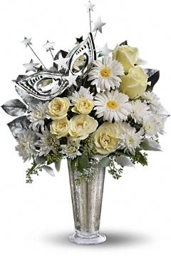 1000 Images About New Year S Eve Centerpieces On Pinterest White Flowers Mercury Glass And