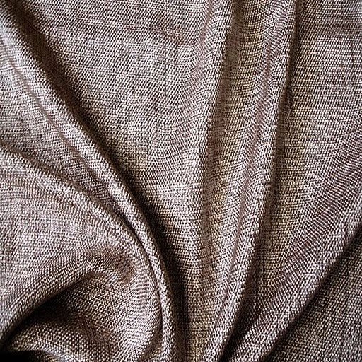 Brown Burlap Jute Fabric  1 Yard by FabricMart on Etsy, $20.10