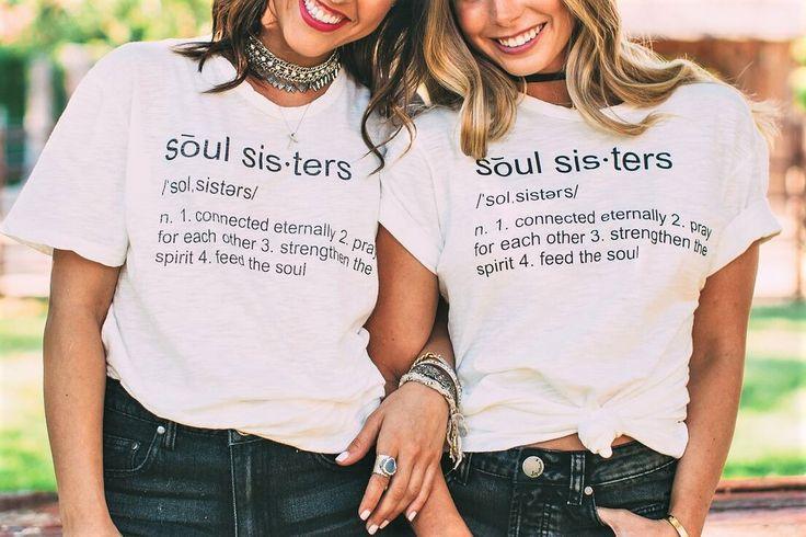 Soul Sisters Tee
