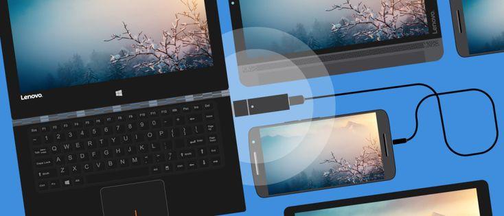 CES 2016 : Lenovo présente le Link 32 Go, un dongle pour contrôler un smartphone depuis un PC - http://www.frandroid.com/marques/lenovo/333467_ces-2016-lenovo-presente-le-link-32-go-un-dongle-pour-controler-un-smartphone-depuis-un-pc  #Lenovo, #ProduitsAndroid, #Smartphones