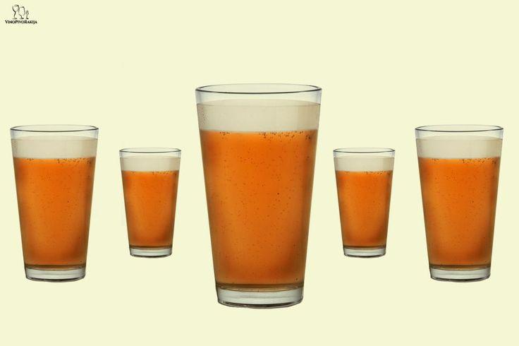 Pivska čaša - Shaker
