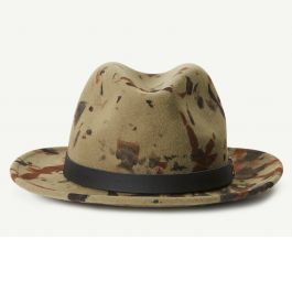 Dean The Butcher Camouflage Wool Fedora Hat | Goorin Bros. Hat Shop