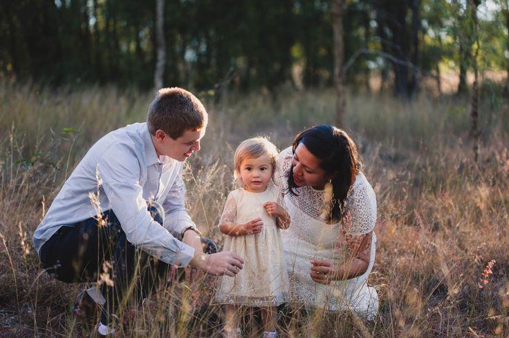 {Parrish Family} Family Portrait