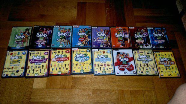 The Original Sims for PC | prodajem sims 2 (po 30 kn i 50 kn) i sims 3 (po 60 kn i 100 kn). imam ...